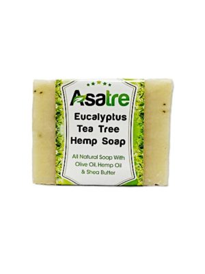 Eucalyptus Tea Tree Handmade Hemp SoapHemp