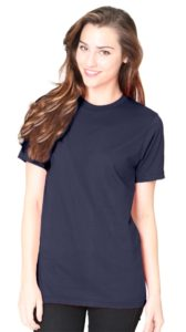 Viscose Hemp and Organic Cotton T-Shirt